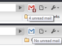 Google Chrome Gmail Checker Extension